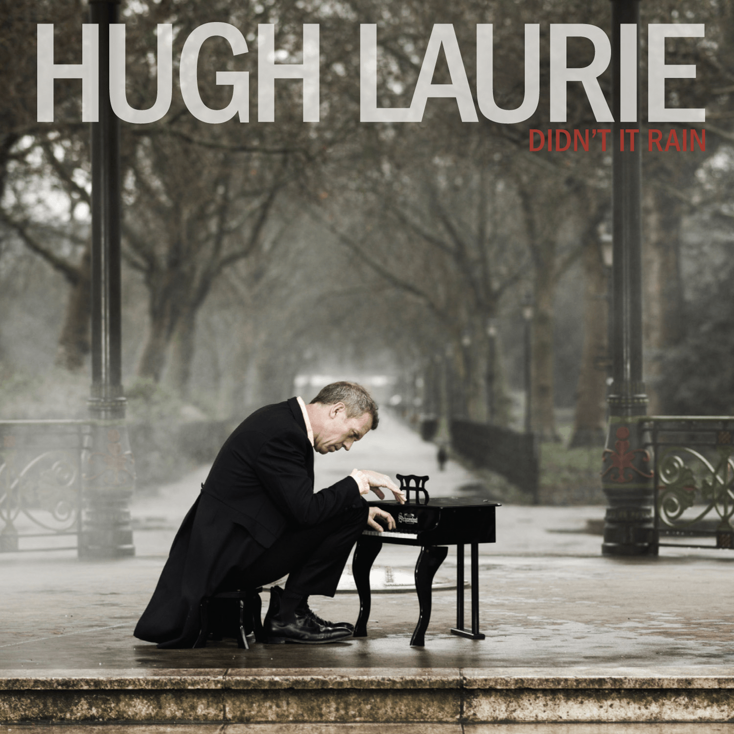 Get Hugh Laurie... Didn't